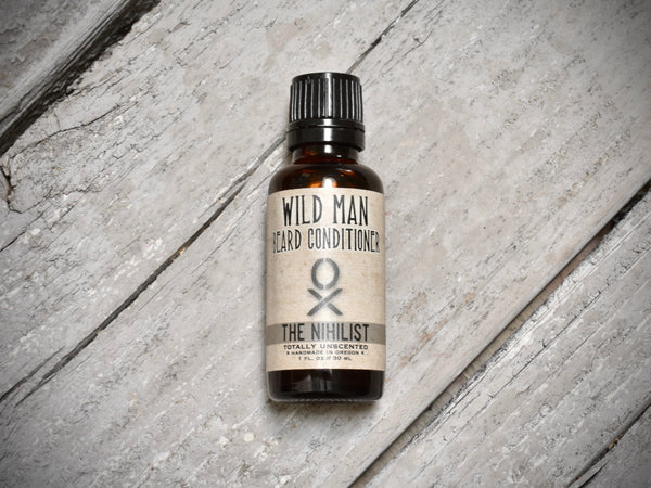Wild Man Beard Oil Conditioner - The Nihilist