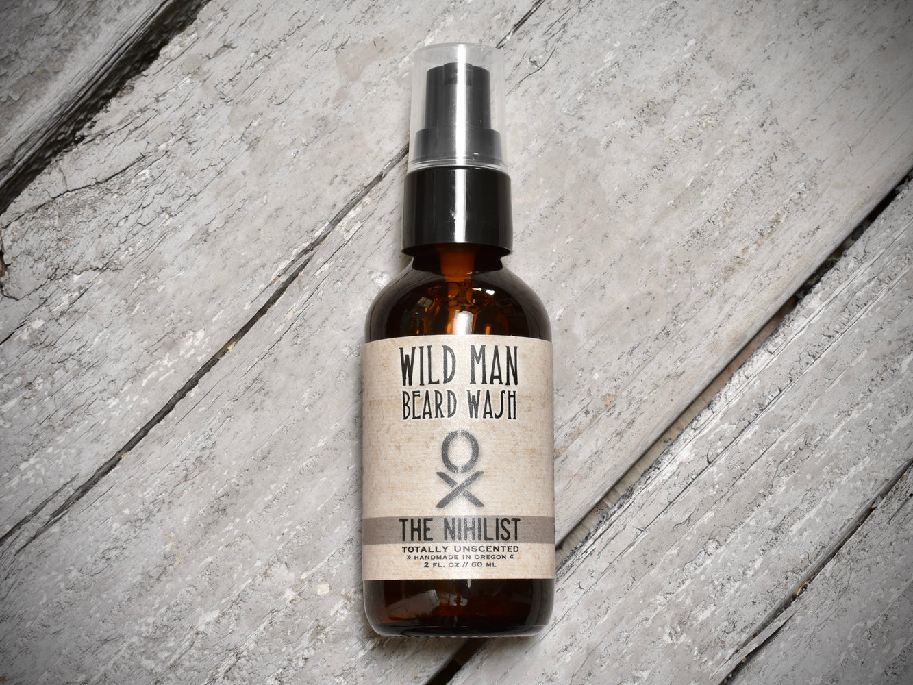 Wild Man Beard Wash - The Nihilist