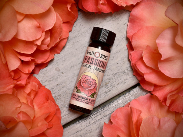 Passion - Botanical Fragrance
