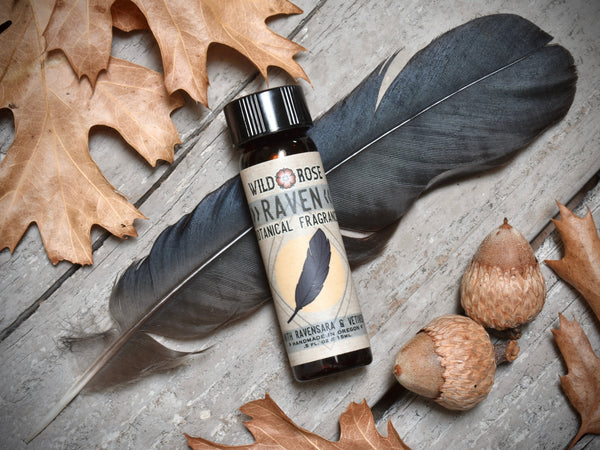 Raven - Botanical Fragrance