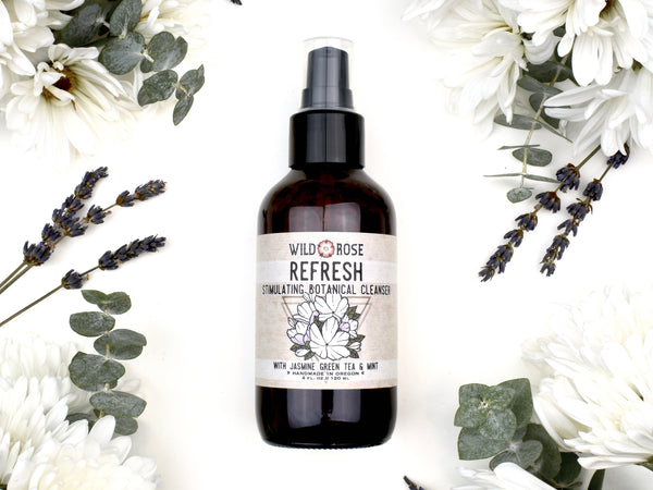Refresh - Stimulating Botanical Cleanser - 120ml // 4oz