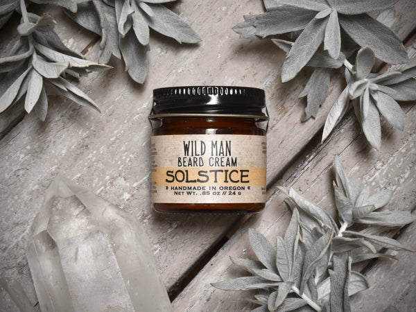 Wild Man Beard Cream - Solstice