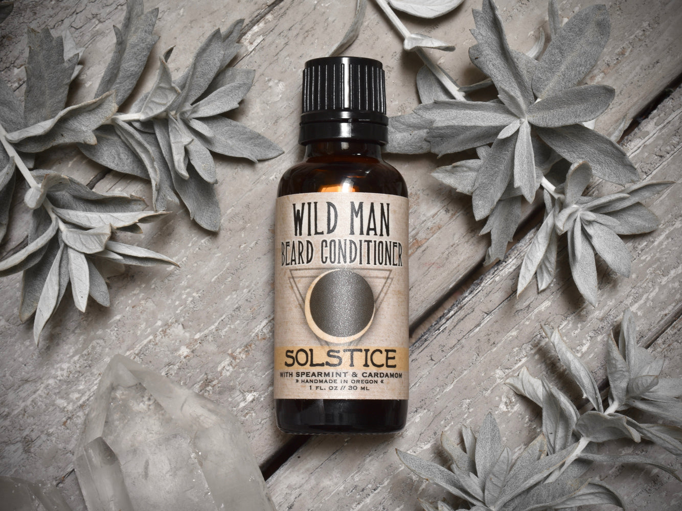 Wild Man Beard Oil Conditioner - Solstice