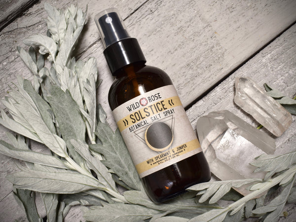 Solstice - Botanical Salt Spray