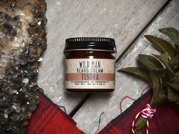 Wild Man Beard Cream - Tundra