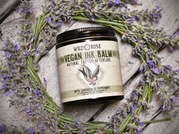 Natural Vegan Tattoo Aftercare - Ink Balm