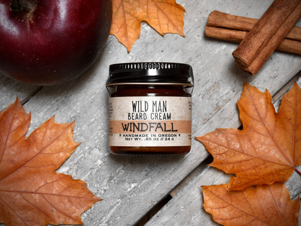 Wild Man Beard Cream - Windfall