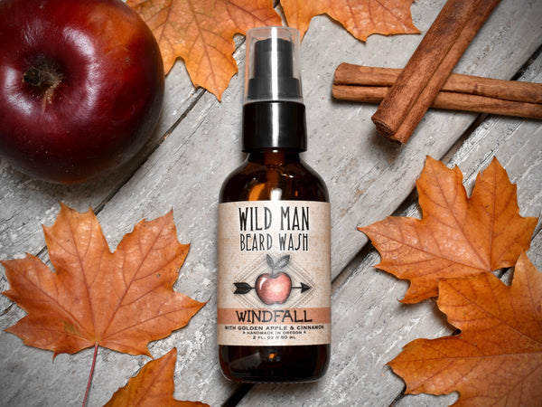 Wild Man Beard Wash - Windfall