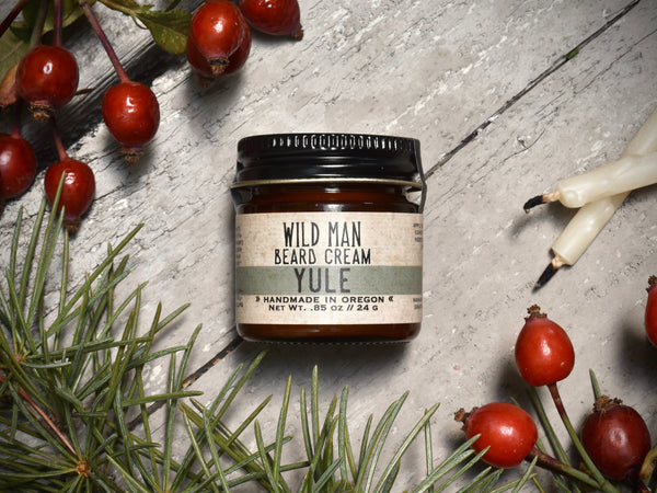 Wild Man Beard Cream - Yule