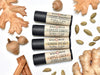 AUTUMN - Natural Lip Balm Set