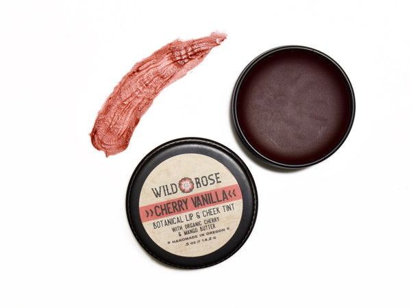 Cherry Vanilla - Botanical Lip & Cheek Tint