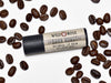 Dark Roast Lip balm in biodegradable tube