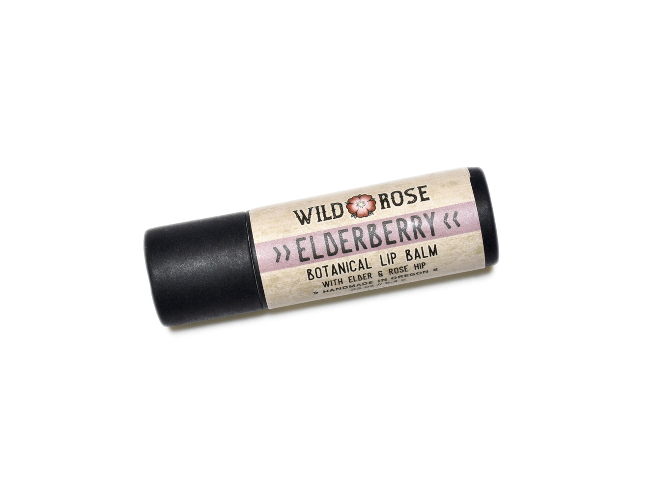 Elderberry - Natural Lip Balm
