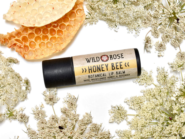 Honey Bee - Natural Lip Balm