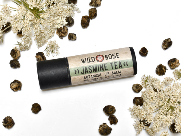 Jasmine Tea - Natural Lip Balm