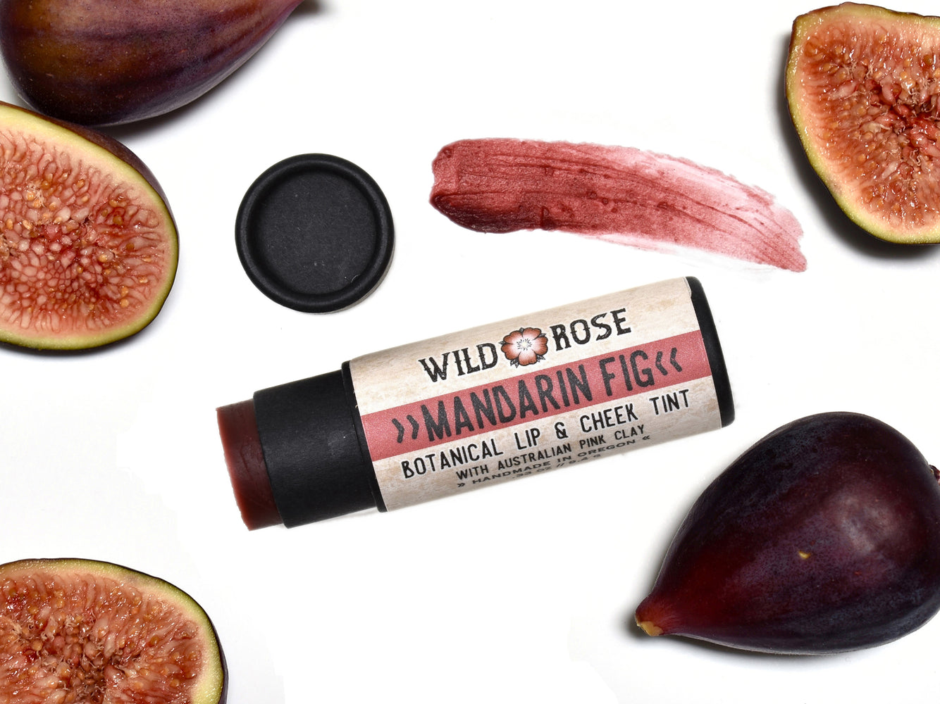 Mandarin Fig - Botanical Lip & Cheek Tint