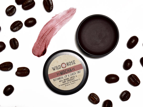 Mocha - Botanical Lip & Cheek Tint