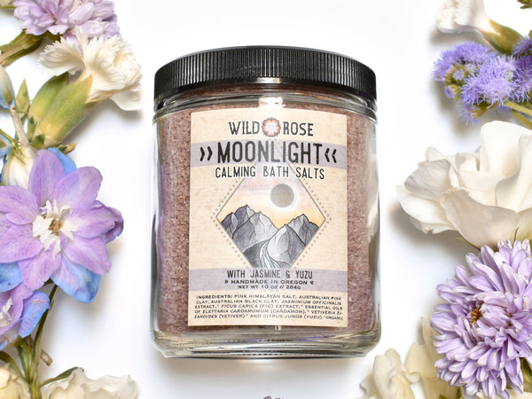 Moonlight - Calming Bath Salts