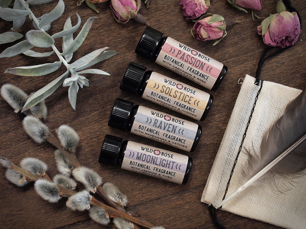 Botanical Fragrance Sampler