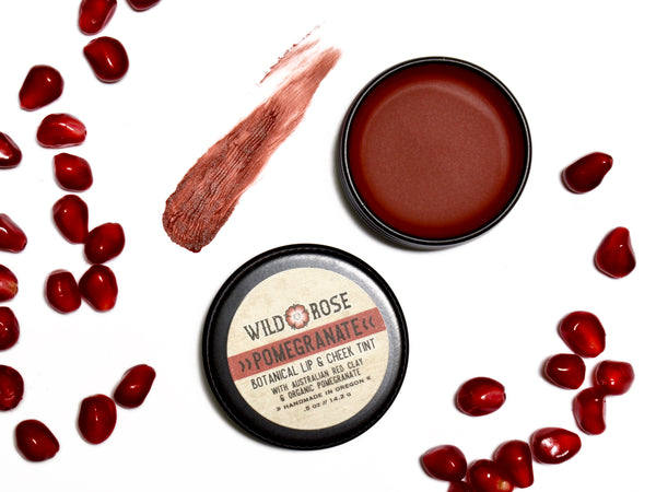 Pomegranate - Botanical Lip & Cheek Tint