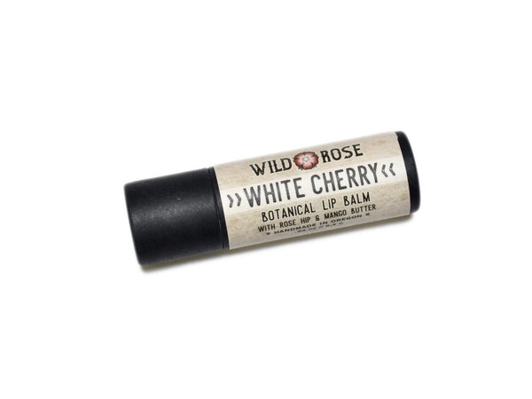 White Cherry - Natural Lip Balm