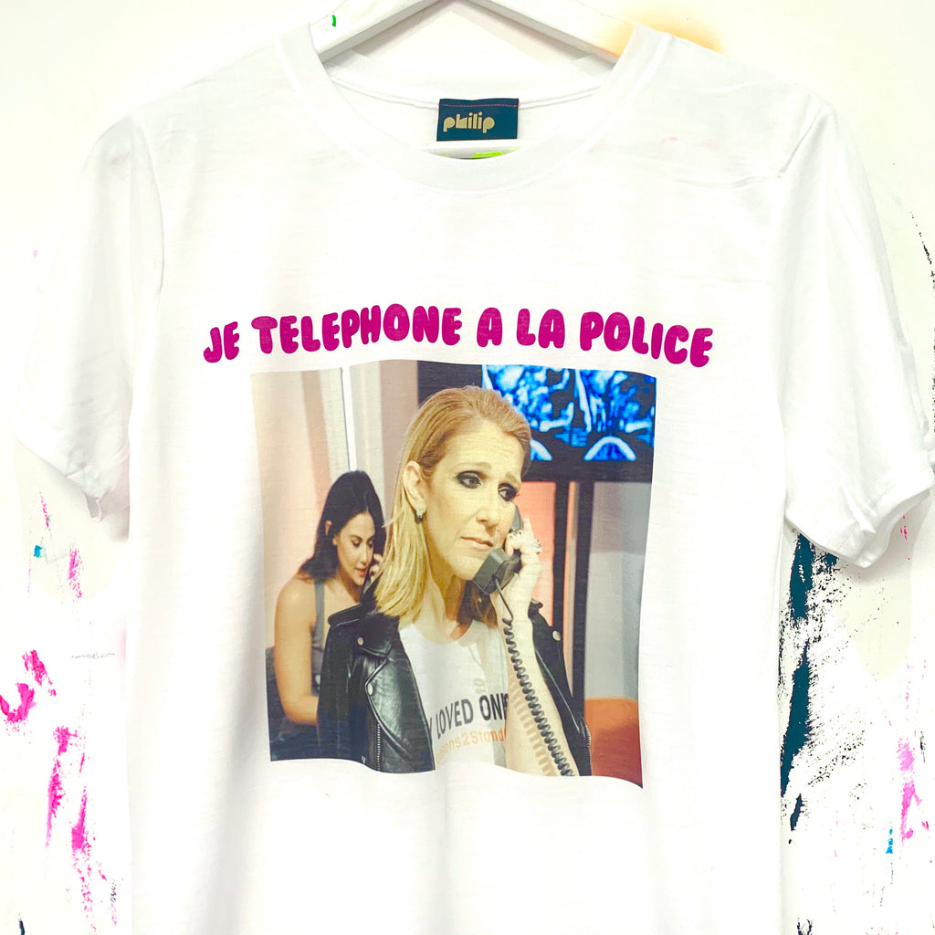 JE TELEPHONE T-Shirt