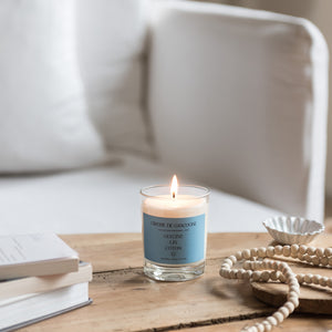 Wisteria – Linen – Cotton Scented Candle