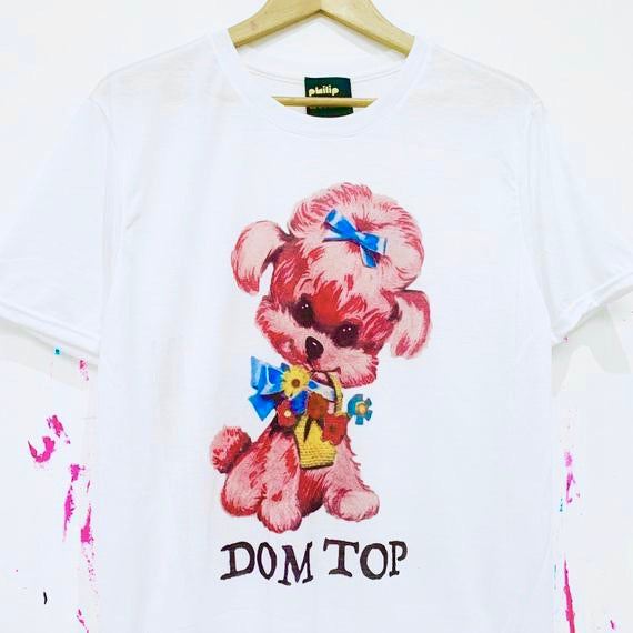 Dom Top Puppy T-Shirt