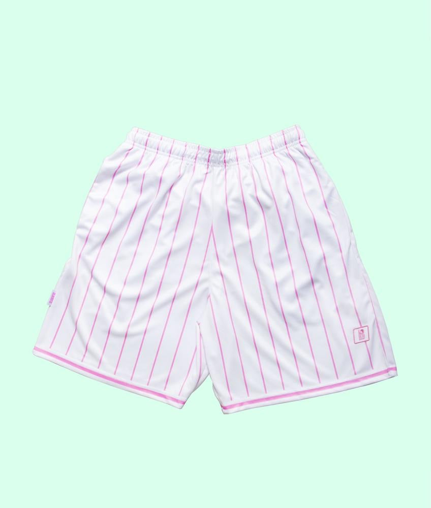 BABES Pink Basketball Shorts
