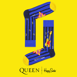 QUEEN X HAPPY SOCKS - Another One Bites The Dust