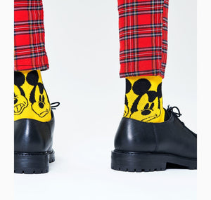 Face It Disney Happy Socks - Yellow