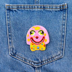 Mr Blobby Patch