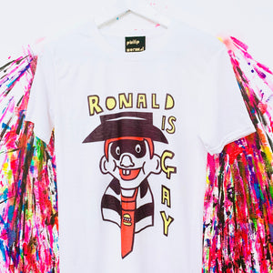 Ronald Is Gay T-Shirt