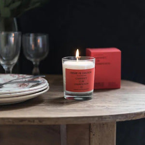 Cabernet – Leather – Mushrooms Candle