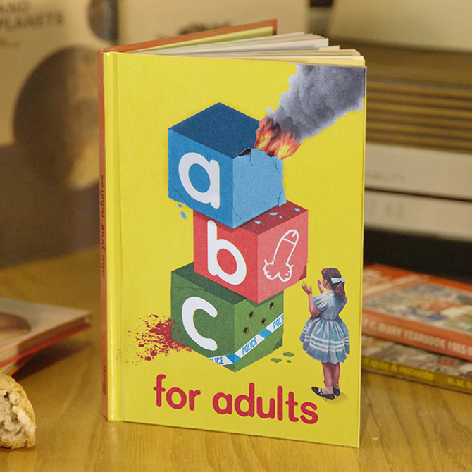 ABC For Adults by Toby Leigh