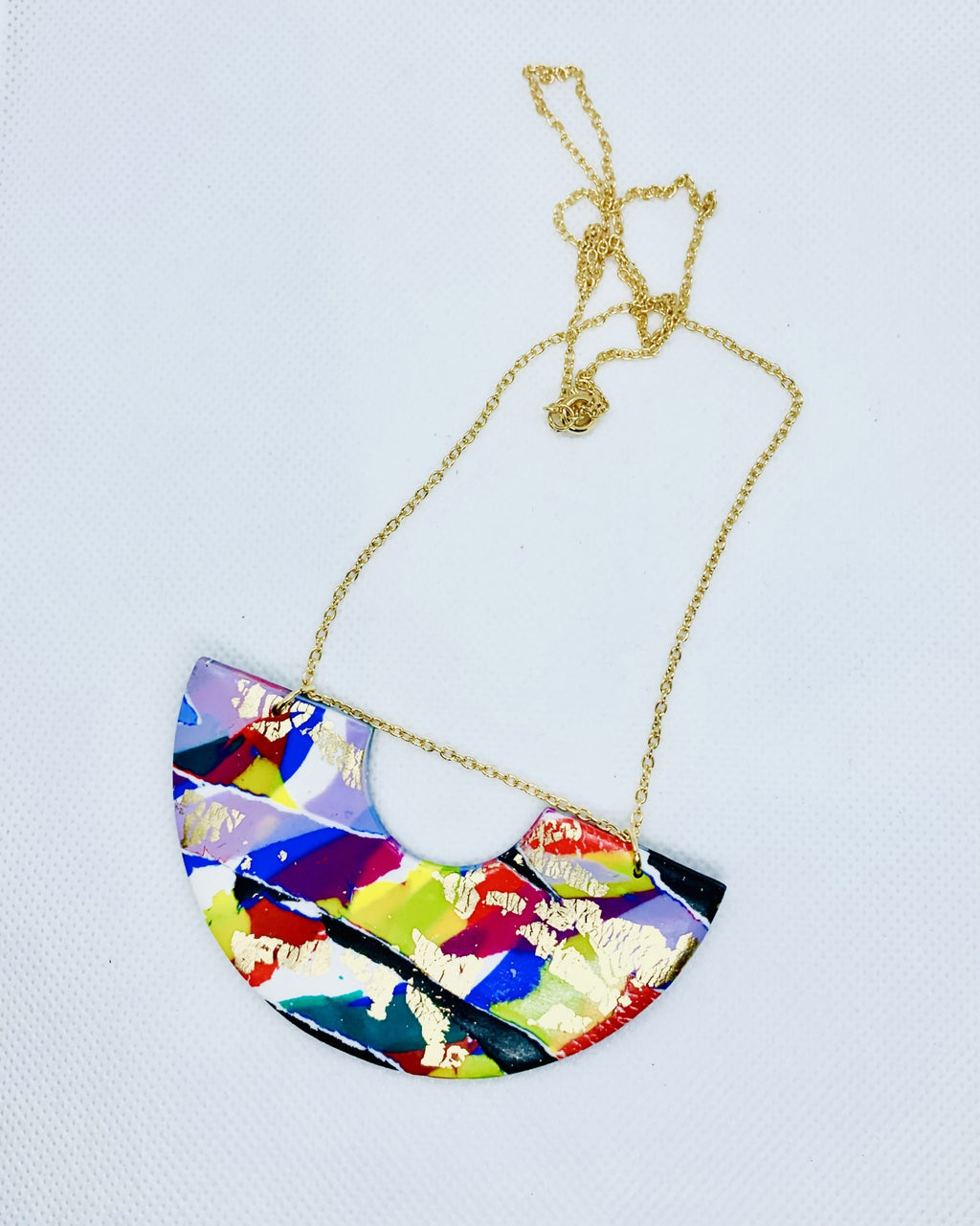 The 80's - Statement Necklace