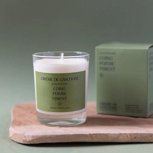 Quince – Pepper – Chilli Candle
