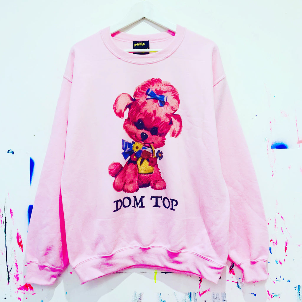 Dom Top Puppy Sweatshirt
