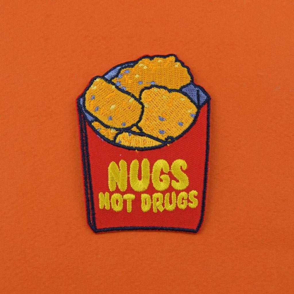 NUGS NOT DRUGS Patch