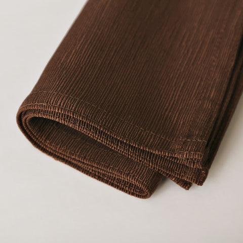 Caribou Brown Cloth Napkin