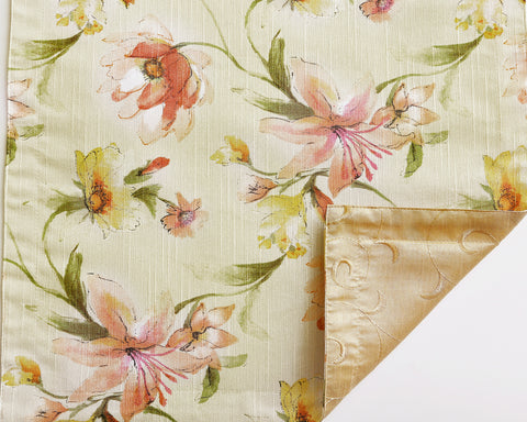 Wild Lily Table Runner