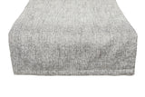 Pewter Rocks Table Runner