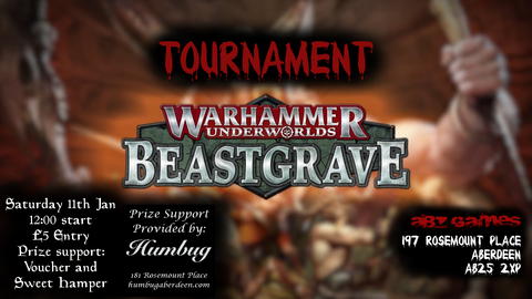 Warhammer Underworlds Tournament