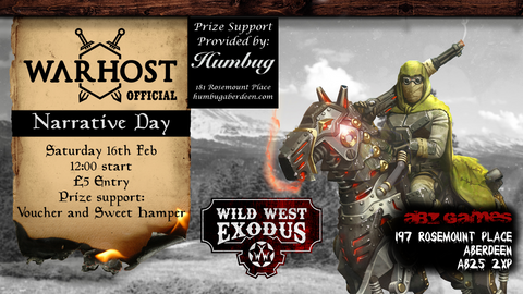 Wild West Exodus Narrative Event