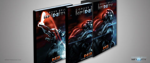 Infinity Core Rulebook 3rd Edition