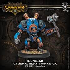 Cygnar Ironclad