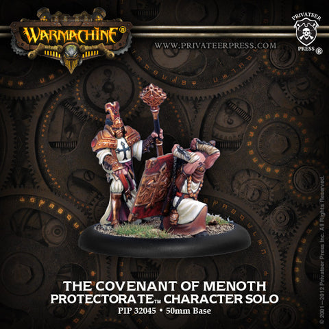 Protectorate Covenant Of Menoth