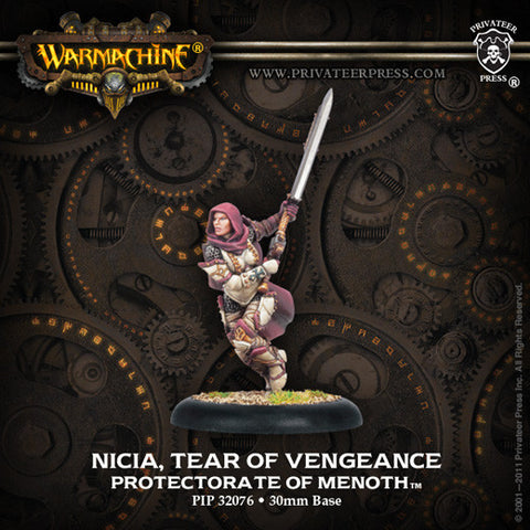 Protectorate Solo Nicia Tear Of Vengeance