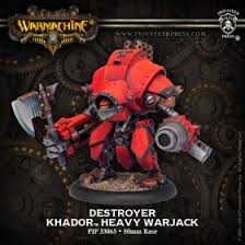Khador Destroyer