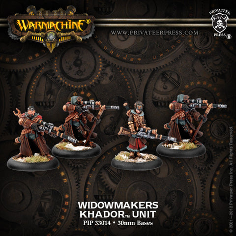 Khador Widowmakers